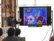 佐賀でミヤザキケンスケさん壁画プロジェクトキックオフ 4カ国目はエクアドルへ