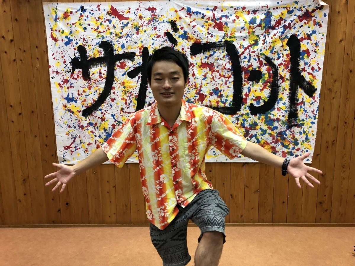 「レンタルすべり屋」の田中幸輝さん