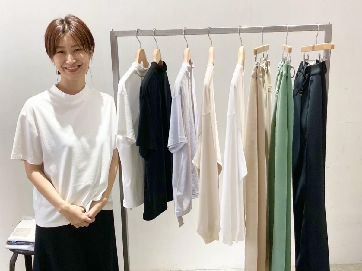 「MERCI」プライスチェンジ担当スタッフの西村千明さん