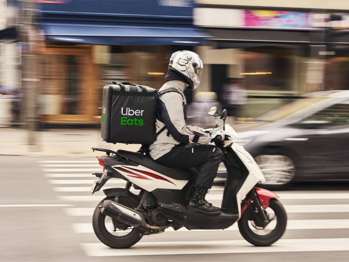 3月4日に佐賀市でサービス提供を始める「Uber Eats」