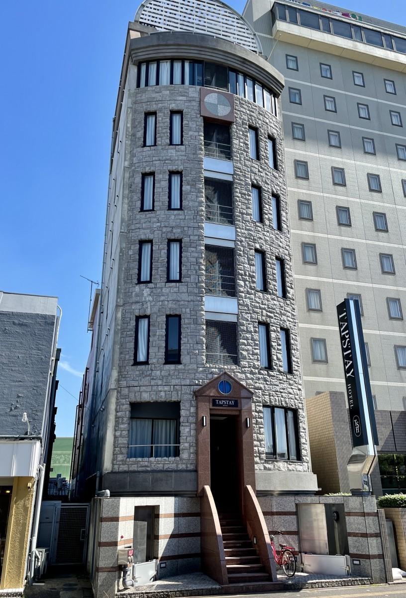 佐賀市役所近くにオープンした「TAPSTAY HOTEL」