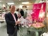 佐賀駅にバラの専門店「ローズテラス」 バラのある生活伝え、地元貢献目指す
