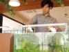 佐賀大学学生が「街の水槽屋」 こども園に設置、育てた水槽が見ごろに