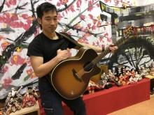 佐賀のシンガー・池田大誠さんが新曲「コロナクルナ」 爽やかに本音ぶつける