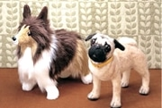 三越で「犬」関連グッズフェスタ-愛犬そっくりのぬいぐるみオーダーも