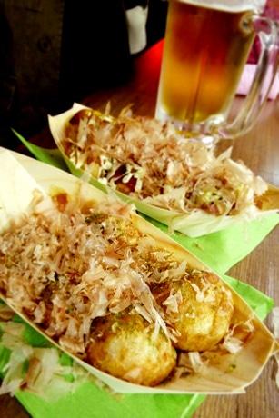 大須に大阪ミナミの味を継承たこ焼き店-元・黒服の大阪人が名古屋永住を決意、開店