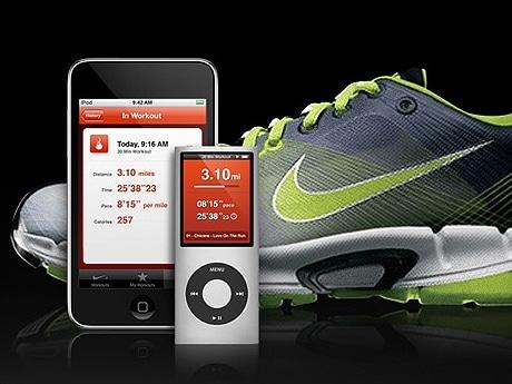 「Nike + iPod」イメージ画像