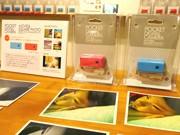 世界最小クラスのトイデジタルカメラ、栄の雑貨店で人気に