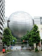 「名古屋市科学館」に世界最大のプラネタリウム、オープンに向け工事順調