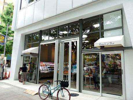 久屋大通り沿いの新商業空間「久屋鍛冶町ビルヂング」外観