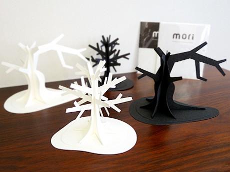 「KAMIng(カミン)」の第1号商品「mori(森)」