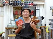 大須に注文靴工房・靴教室-職人が独立開業、「靴の大切さ伝えたい」