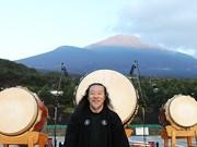 COP10開催記念で「千人太鼓」-音楽家・喜多郎さんが企画