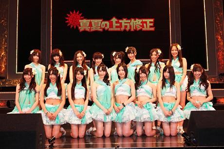 コンサート開演前に行われたフォトセッション (C)AKS/PYP