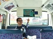 栄~大須を循環する無料ミニバス「ちょい乗りバス」運行-アートバスも