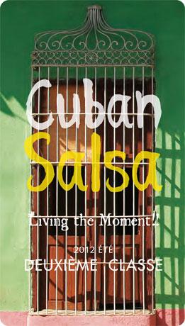 「Cuban Salsa(キューバンサルサ)」イメージ