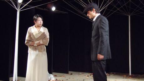第一回「名古屋演劇杯」の様子 虚構オメガ「鉄槌」