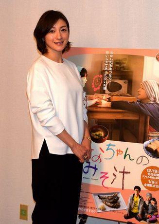 来名した広末涼子さん