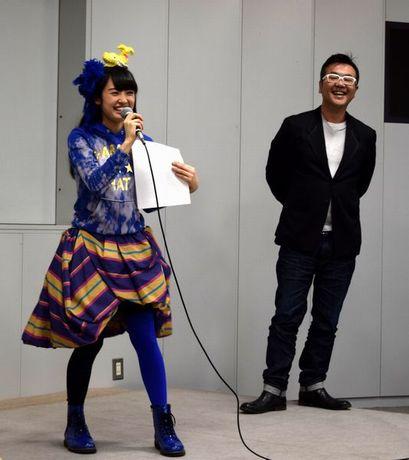 名古屋の魅力を語る「チームしゃちほこ」咲良菜緒さん
