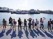 港町を舞台にしたクラシック音楽と現代アートのフェスティバル