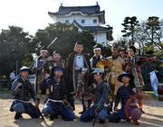 「名古屋おもてなし武将隊」結成7周年祭 名古屋城で新作演武披露