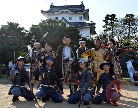 結成7周年を迎えた「名古屋おもてなし武将隊」