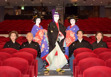 西川流「名古屋をどり」が中日劇場で最後の公演
