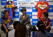 名古屋シネマテークでサッカーの映画祭 栄の開催イベントにグランパス荻選手