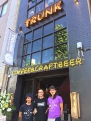 上前津に「トランクコーヒー」2号店 コーヒーとクラフトビールをビアサーバーで提供