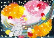 栄セントラルパークで「NHKハート展」 50の詩とアート作品展示