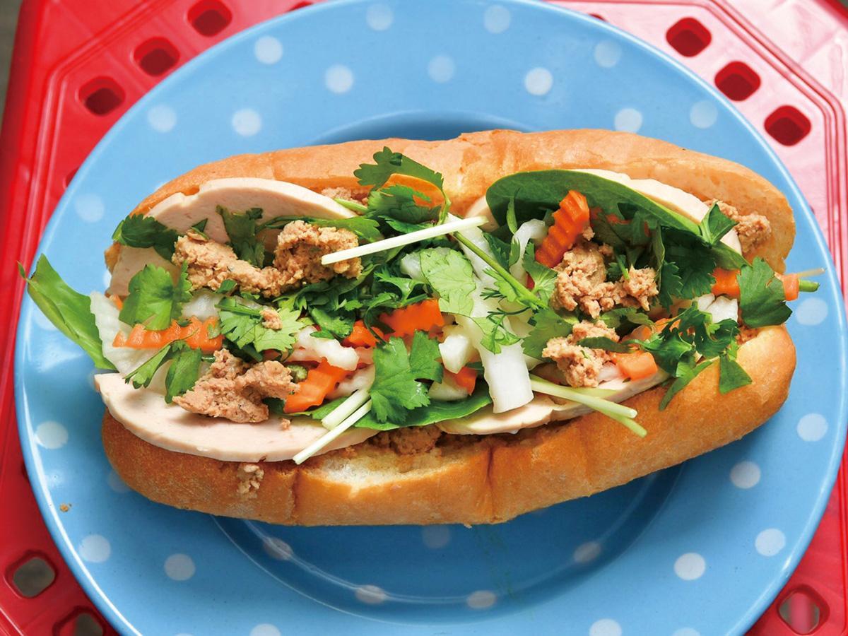 ベトナムのサンドイッチ「バインミー」(イメージ)