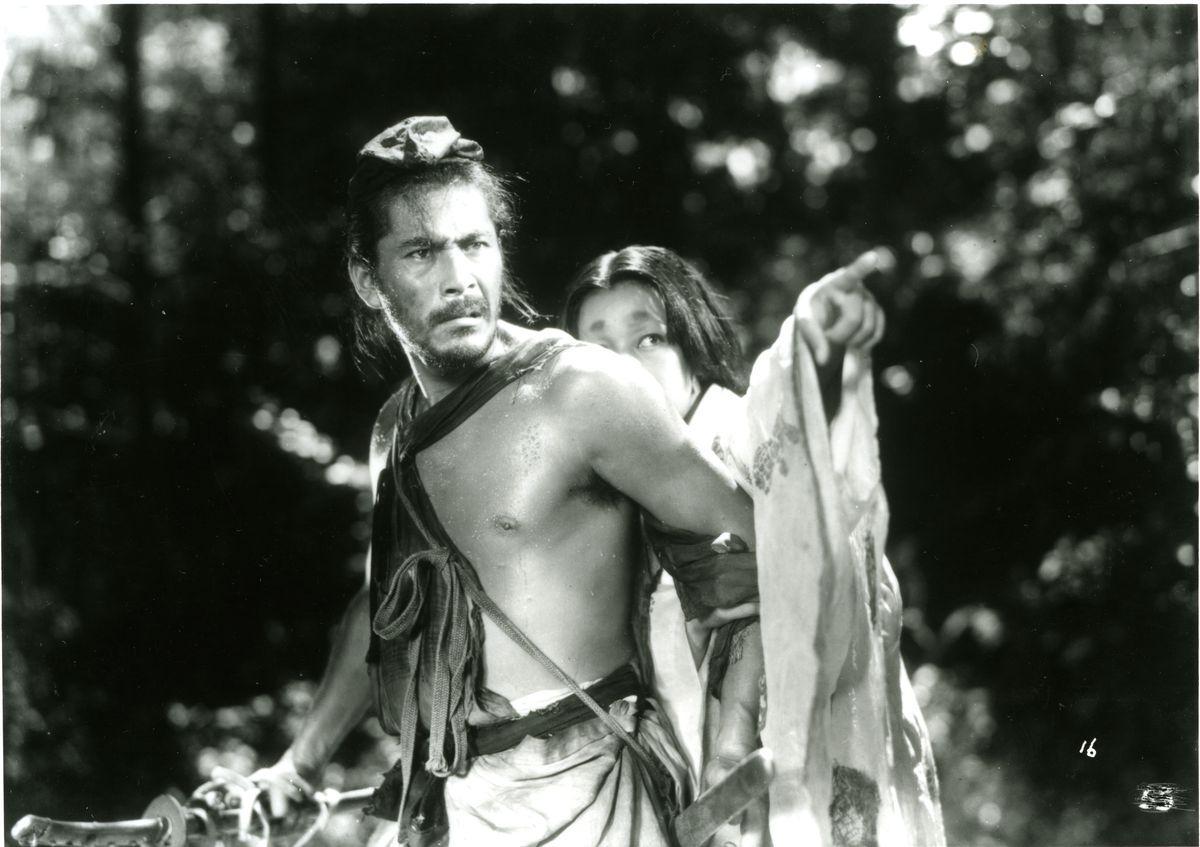 「最後の35mmフィルム映画上映」で上映される「羅生門」 (C)1950角川映画