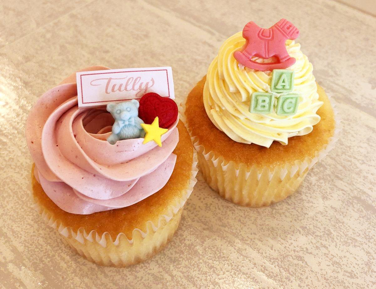 千種のカップケーキ専門店「LONDON CUPCAKES」が映画「タリーと私の秘密の時間」とコラボ
