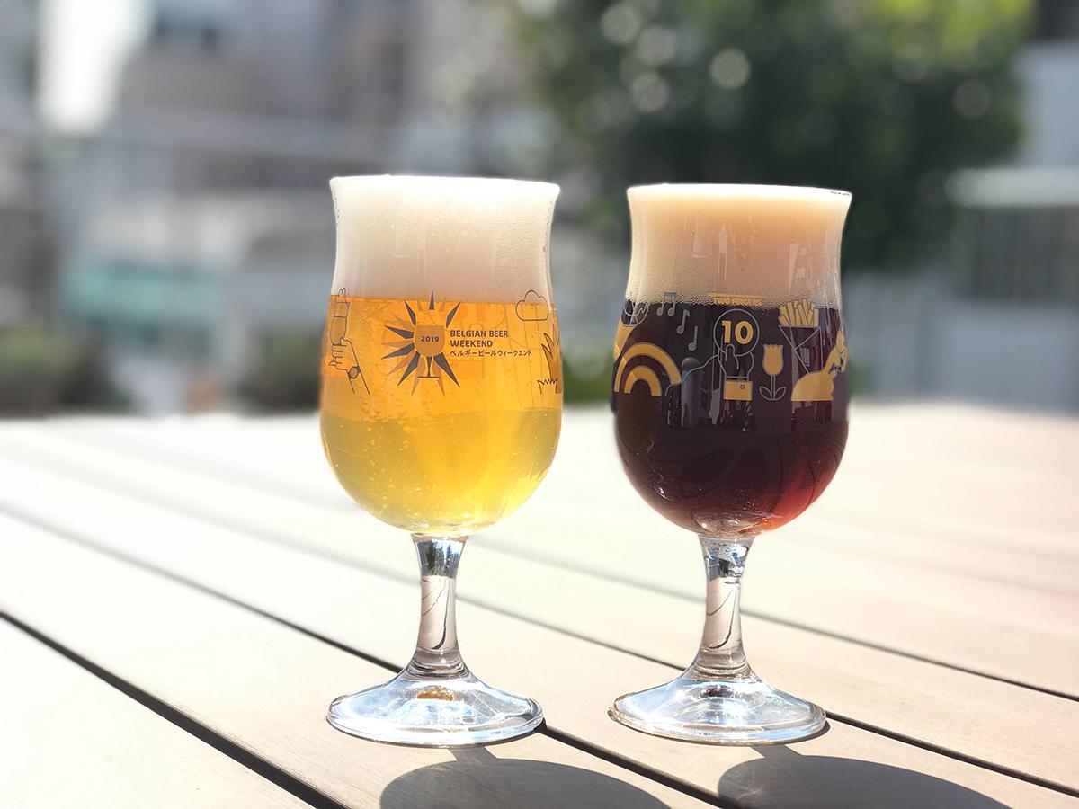 ベルギービールウィークエンド2019オリジナルグラス