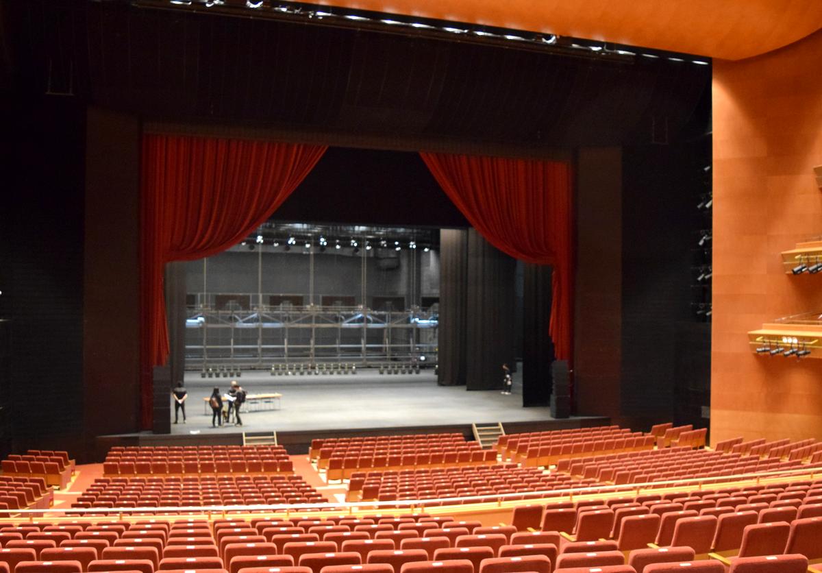 愛知県芸術劇場大ホールがリニューアルオープン