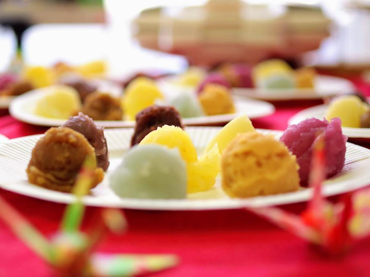 あんこ食べ比べイベントのイメージ(画像提供:日本あんこ協会)