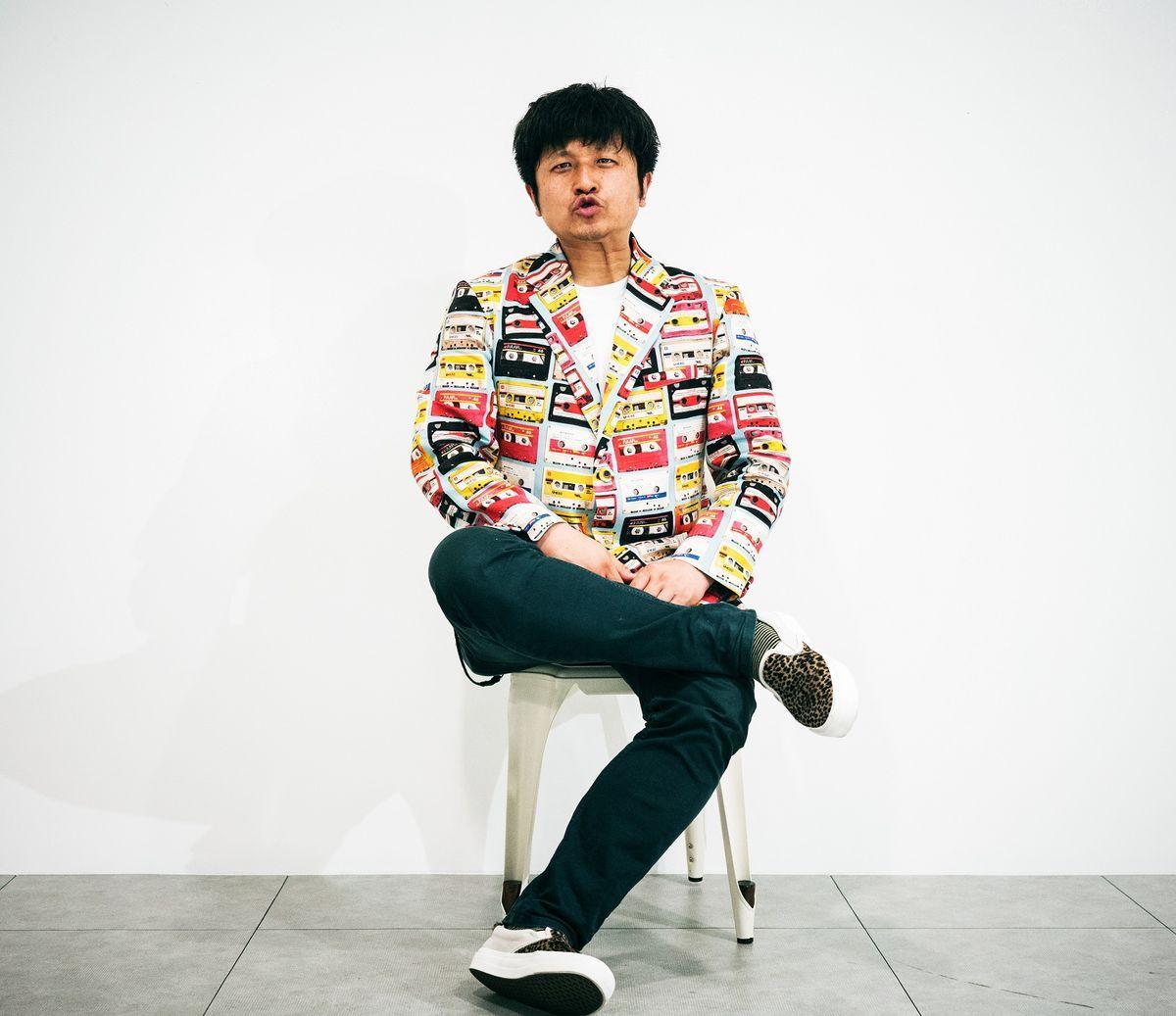 センチュリーシネマ、伏見ミリオン座で映画トークイベントを行うダイノジ大谷ノブ彦さん