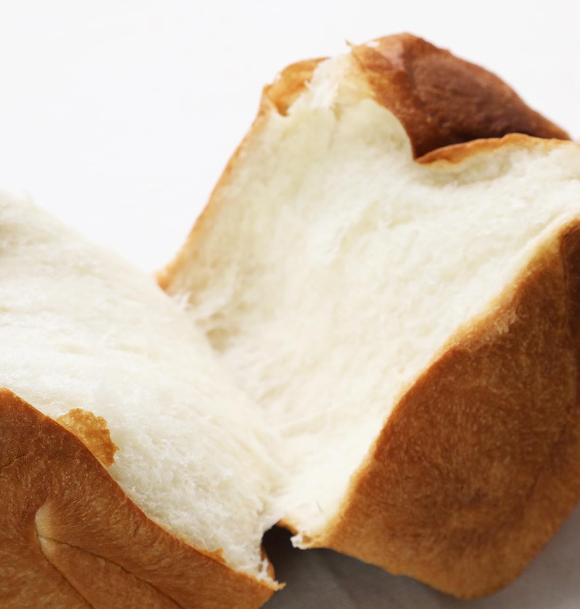 「もっちり、しっとりとした食感」という「京食パン」(画像提供=オールハーツ・カンパニー)