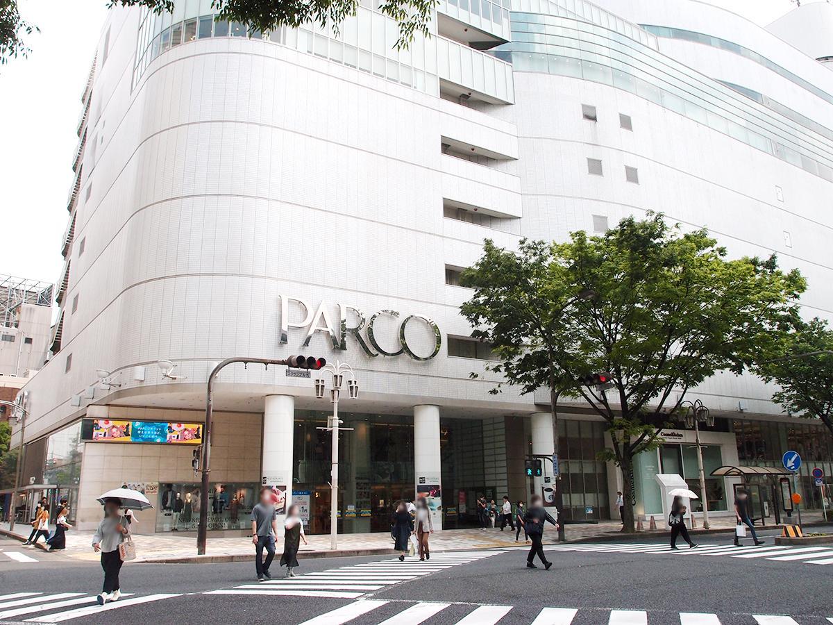 営業再開した「名古屋パルコ」店舗