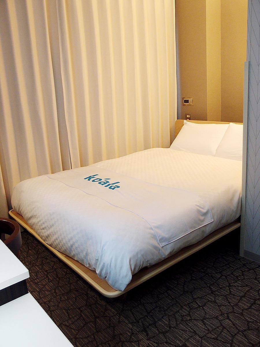 「名古屋伏見モンブランホテル」が始めたコンセプトルーム「コアラ快眠ルーム」