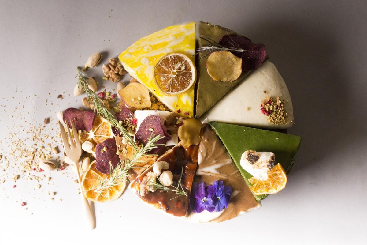 「美しすぎる」チーズケーキ専門店「Namery(ナメリ)」の商品イメージ(画像提供=パルコ)