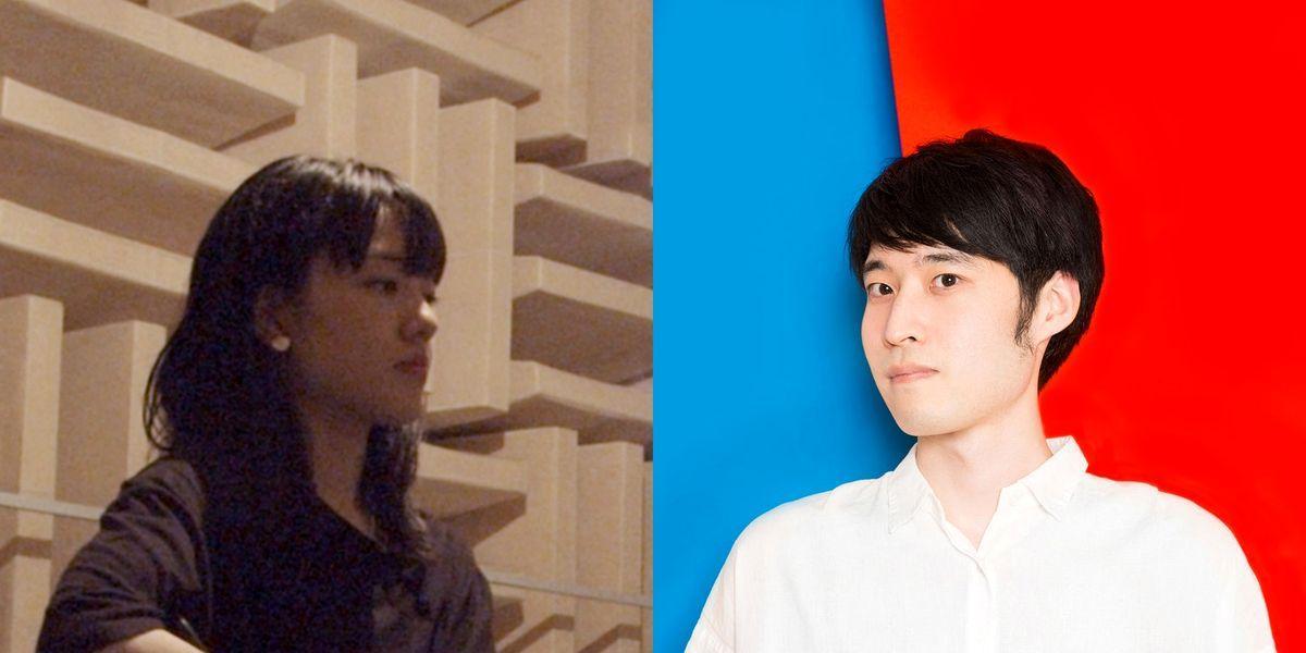 ヌトミック額田大志さん(右)と細井美裕さん (C)comuramai/takaramahaya 細井美裕(C)Ken Hirose