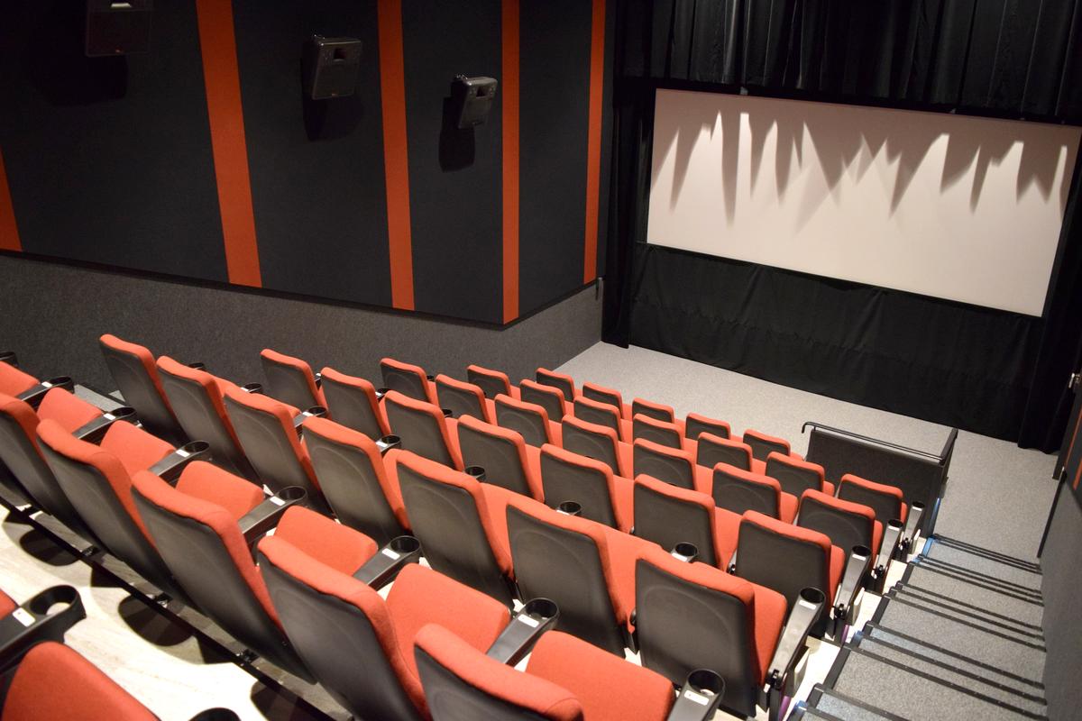 伏見ミリオン座新館のスクリーン2 - サカエ経済新聞