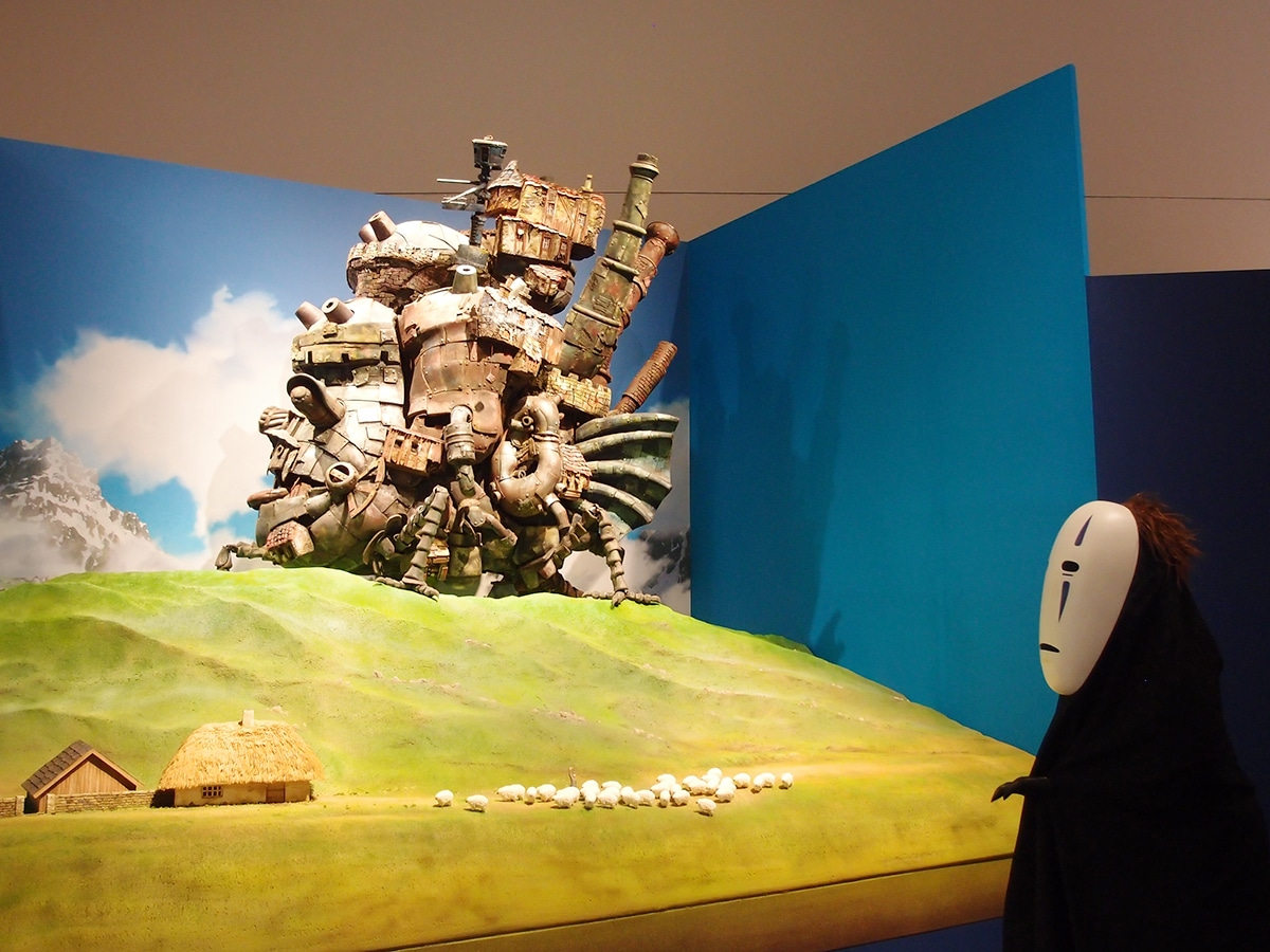 ハウル の 動く 城 画像