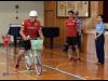 名古屋グランパス玉田選手、松本選手が小学校訪問 児童に交通安全呼び掛け