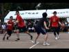 栄で3×3バスケイベント ダイヤモンドドルフィンズ3選手が参加