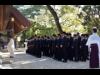 熱田神宮でグランパスが必勝祈願 充実のキャンプ明け開幕へ