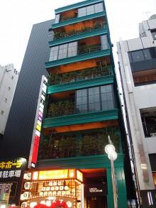 栄・錦に複合ビル「EXIT NISHIKI」 飲食、卓球・ダーツなどアミューズメント施設