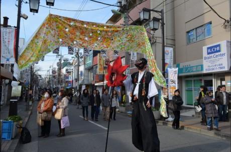 太子堂商店街で周辺地域の飲食店が鍋を店頭販売する「なべ道楽」が、2月9日に開催される