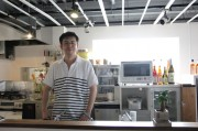 三軒茶屋・若林に日本酒バー&ギャラリー「若林CAMOS」